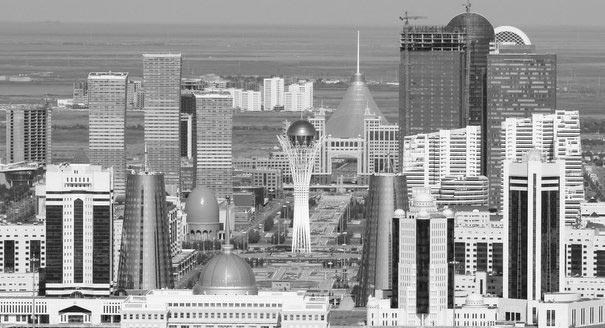 Kazakhstan at Twenty-Five: Stable but Tense