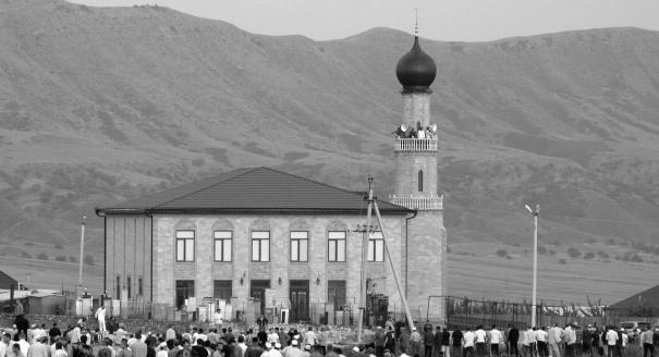 The North Caucasus: The Bomb Under the Russian Federation