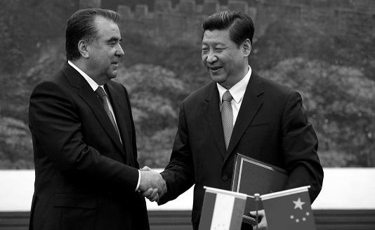 Tajik-Chinese Declaration As a Challenge to Russia