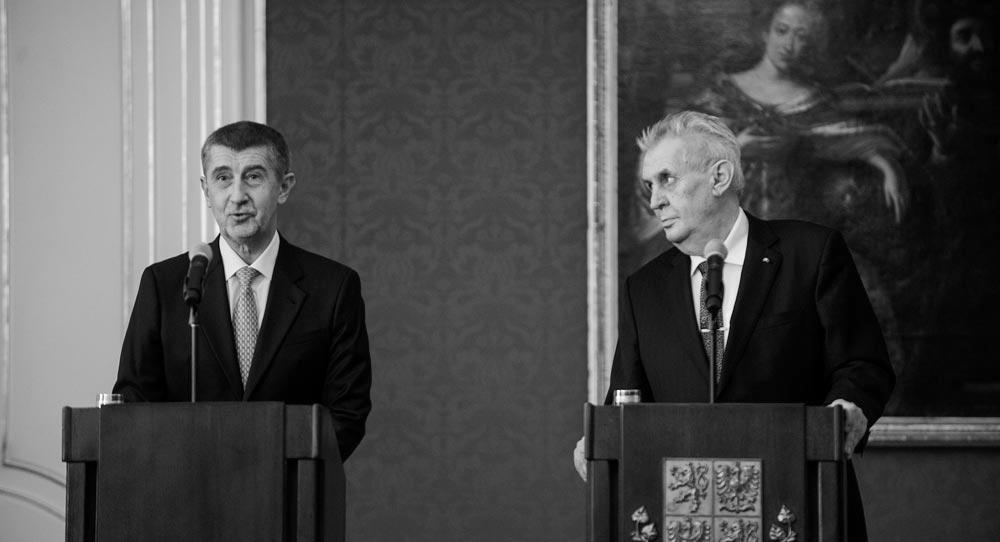 What's Driving Czech Populism?