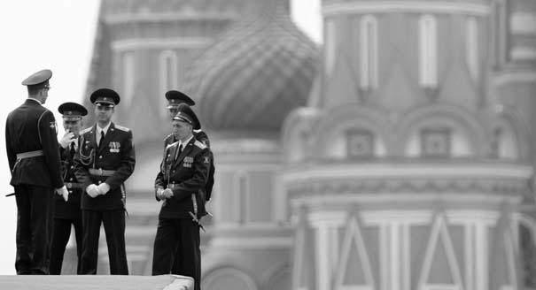 The Lonely Power: Russian Security Policy and the West