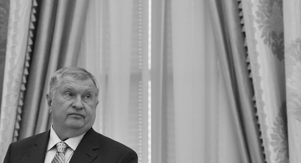 How Igor Sechin Was Interrupted Midflight