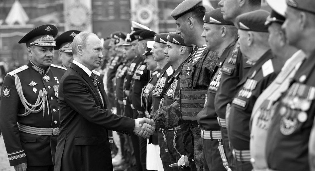 Victory Day: Remembering the Fallen or Propaganda for Putin?