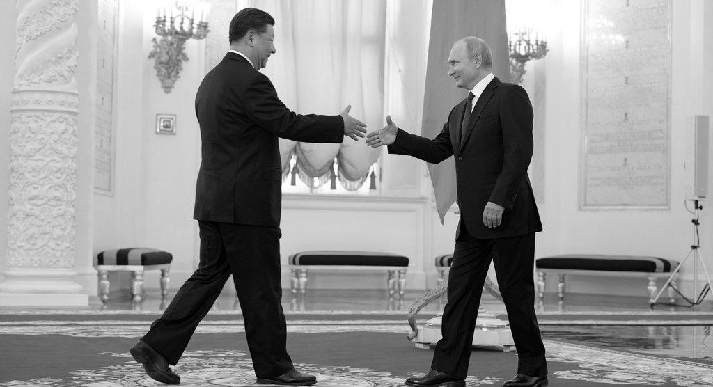 Russia, China Are Key and Close Partners