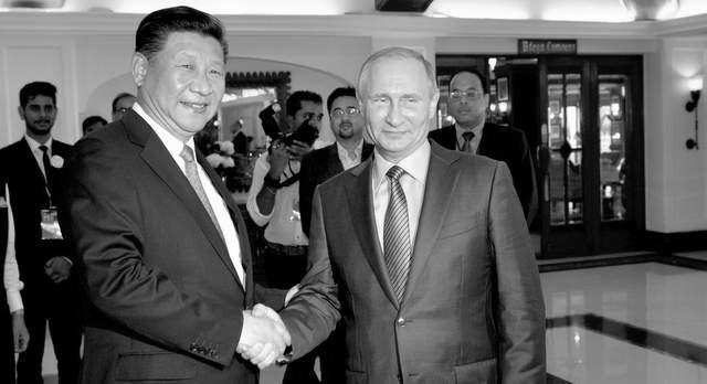 China and Russia: Friends With Strategic Benefits