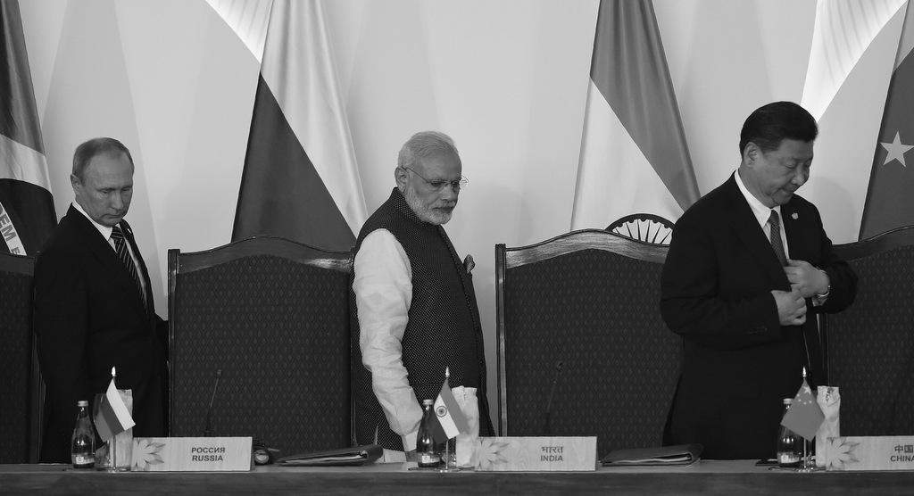 New Triangular Diplomacy Emerges Amid Changing Global Political Landscape