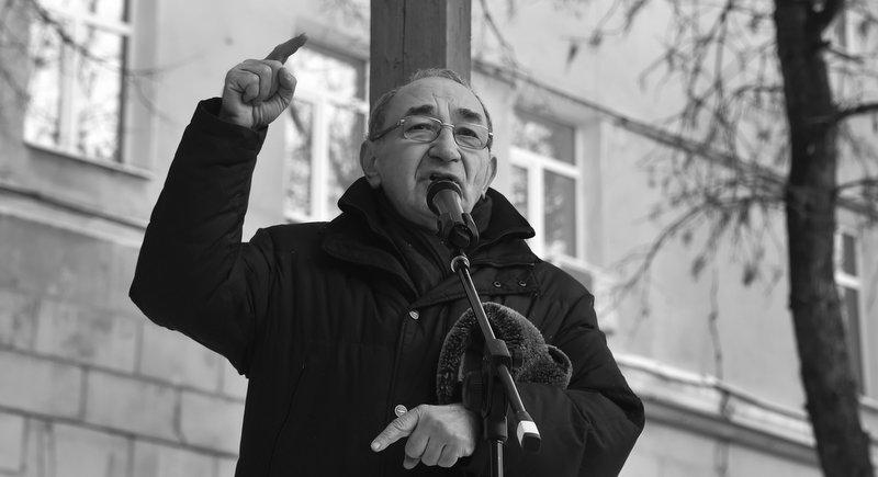 A Life of Resistance: Remembering Arseny Roginsky
