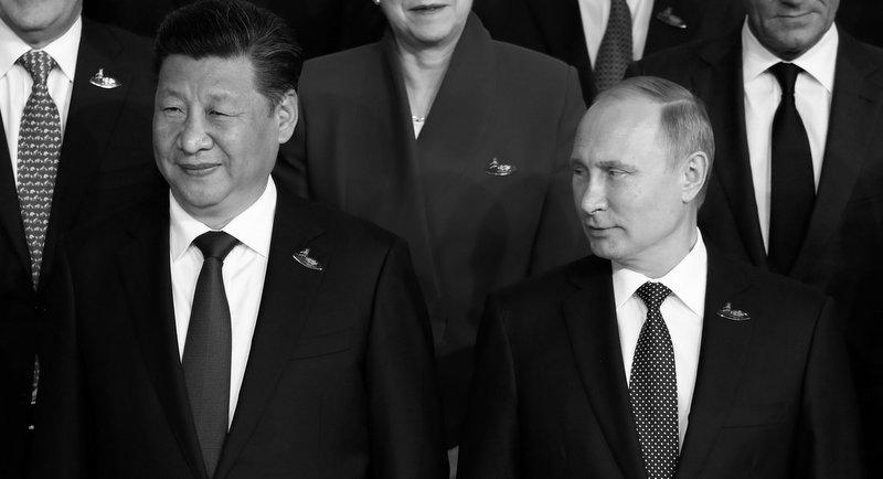 Donald Trump Is the Odd Man Out With Putin and Xi