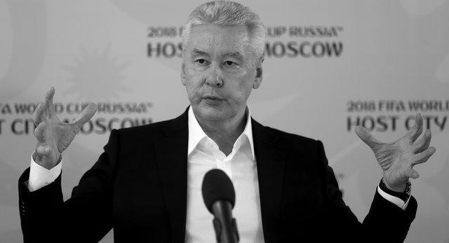 Moscow Mayor Sergei Sobyanin Is Now Russia's Marketer-in-Chief