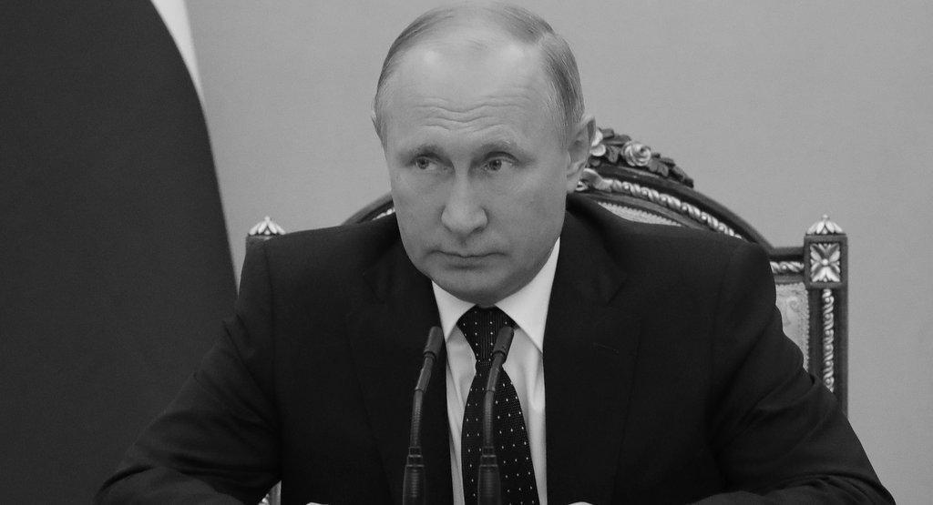 Why Putin's Approval Ratings Are Declining Sharply