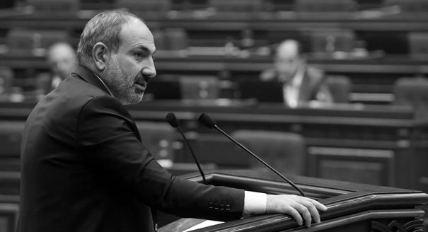 """Old Armenia"" Meets the ""Armenia of the Future"": The Old Ruling Elite Under Pashinyan"