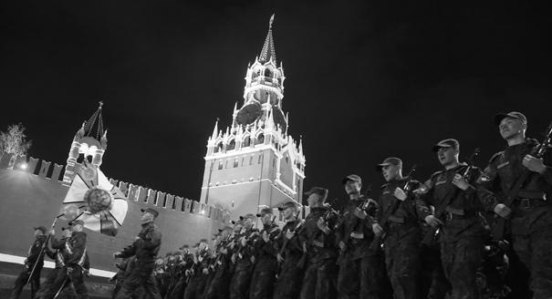 The Revival of the Russian Military