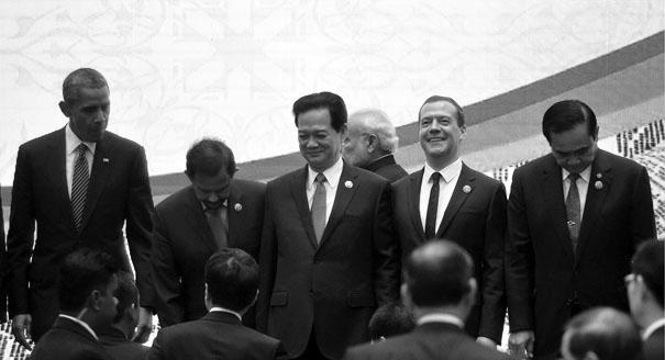 Asia's Rise, Russia, and the Future of the Global Order