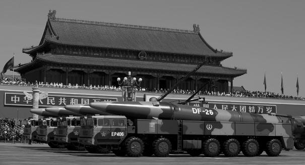 What the End of the INF Treaty Means for China