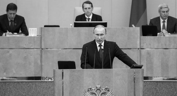 Putin Indulges the Duma