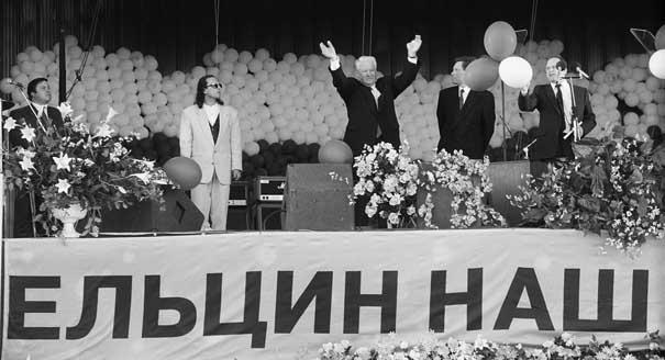 The Road From 1996: Russia's Failure of Democracy