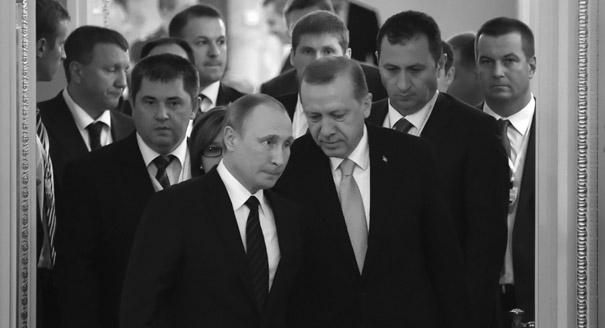Russian-Turkish Relations: Quick to Destroy, Slower to Mend