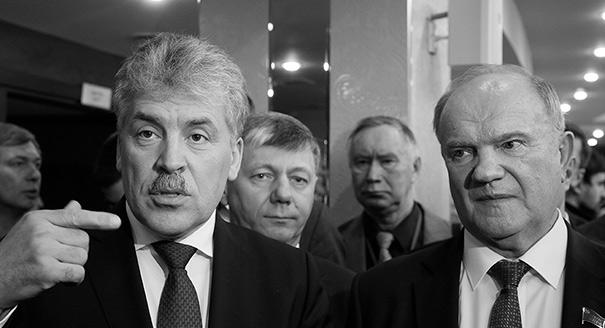 The Grudinin Effect: A Populist Shakes up Russian Politics