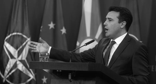 Macedonia Joining NATO Is Self-Inflicted Defeat for Russia