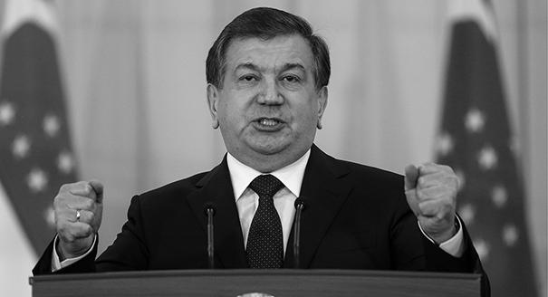 The Power Struggle Dividing Uzbekistan's Leadership