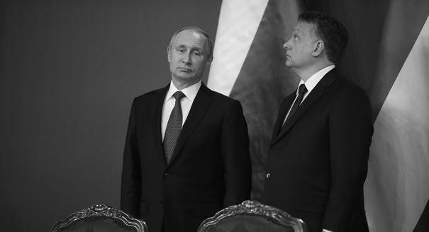 Russia and Hungary's Fruitless Friendship