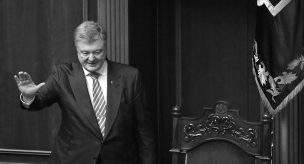 The Ukrainian elite is preparing for Poroshenko's election defeat