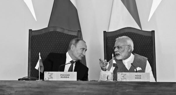 What Is Russia's Plan With India?