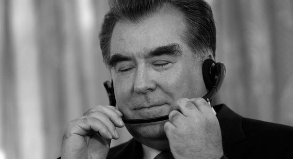 Keeping it in the Family: Tajikistan Vote Secures Ruling Clan