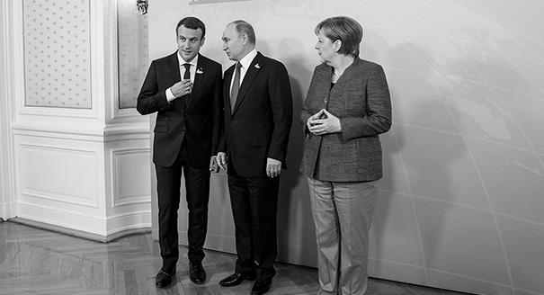 The End of European Bilateralisms: Germany, France, and Russia