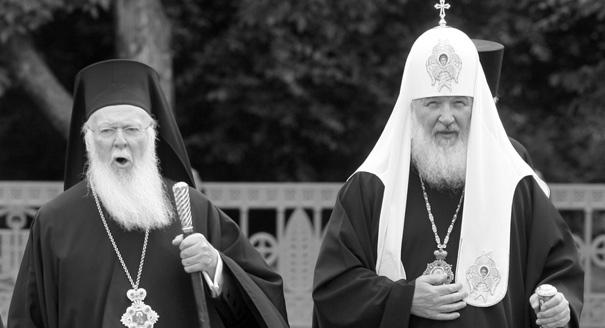 The Church Strikes Back: Moscow Breaks With Constantinople?