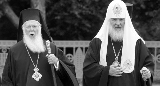 Russia's No-Show at Pan-Orthodox Council Reveals Hopeless Lack of Unity