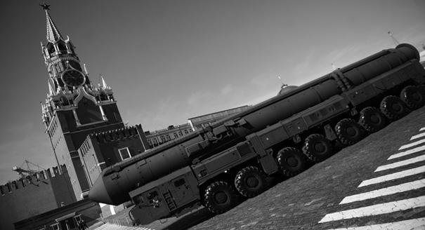 A Look at International Relations From A Russian Viewpoint