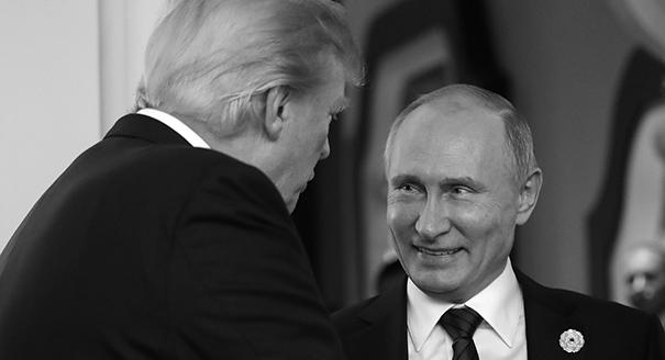Russia's Political Class as Concerned About Helsinki Summit as America's