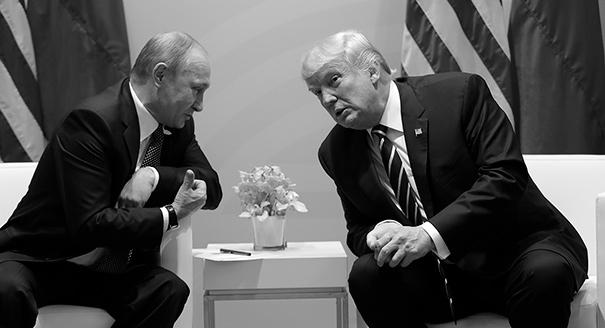 Making the Best of a No-Win Encounter: Putin and Trump Meet