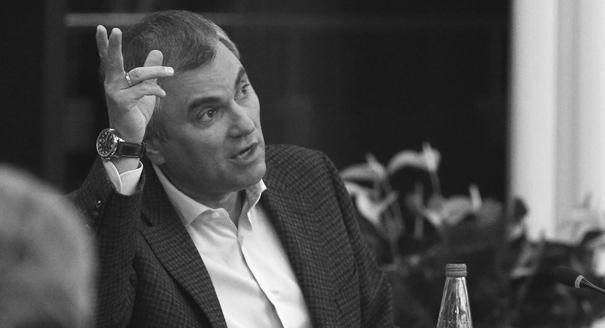 Russian Politics in Ruins: What Vyacheslav Volodin Left Behind