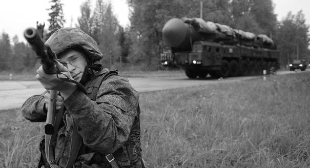 The Hidden Side of the U.S.-Russian Strategic Confrontation