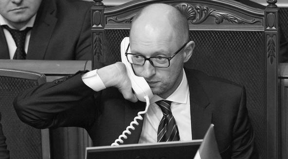 The Yatsenyuk Chronicles: How Ukraine's Prime Minister Survived
