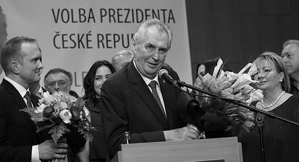 Pragmatic Symbolism: What Zeman's Victory in the Czech Republic Means for Russia