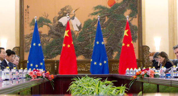 China and Europe: Deepening the Comprehensive Partnership
