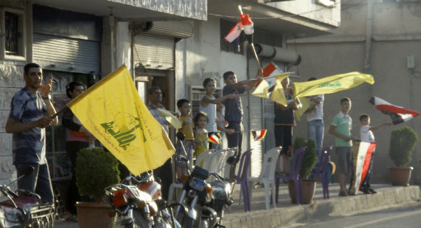 The return of Shia fighters to Iraq has left Hezbollah overstretched in Syria and vulnerable at home.