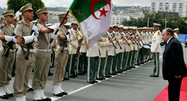 The Devoted Guardians of Algeria's Power