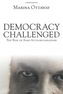 Cover - Democracy Challenged