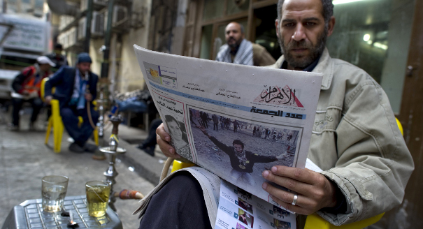 Even state journalists are cautiously becoming more critical of the SCAF in their coverage.