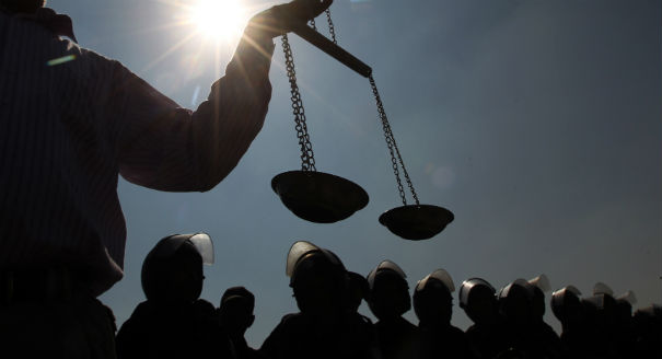 Vengeful Justice in Egypt