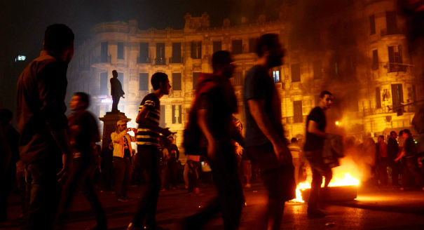 If the interim Egyptian government continues to crack down on demonstrations and activists, marginalized youth may turn to more violent means of protest.