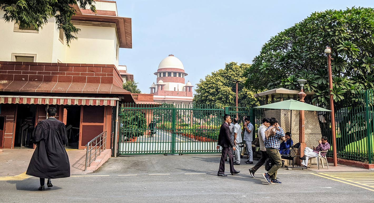 How to Start Resolving the Indian Judiciary's Long-Running Case Backlog