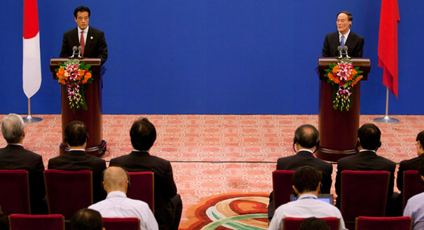 Keeping Politics Out of the Japan-China Economic Relationship