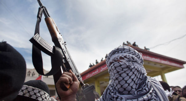 The Threat of Jihadism in the West Bank