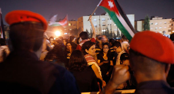 Emerging segments of the Jordanian opposition are becoming more vocal and boldly demanding change.