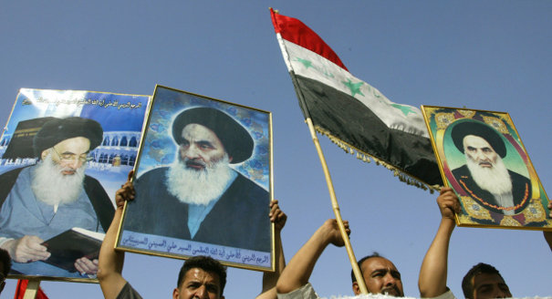 As tensions rise between Baghdad and Najaf, Tehran is welcoming al-Maliki with open arms.